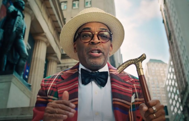 Coin Cloud and Spike Lee Call Out Unequal Financial Systems in New Ad 'The Currency of Currency'