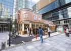 Peet's Coffee Opens 1960s Californian Pop-Up Street in Shanghai