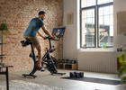 Fitness at Home Fanatics Work up a Sweat with the Peloton Bike+