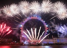 Jack Morton Creates the Spectacular London New Year's Eve Firework Display