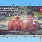 Why McCann Has Painted a Peruvian Highway with Sunblock
