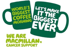 VCCP adds World's Biggest Coffee Morning to Macmillan portfolio