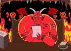 Satan or Santa? Patrick Stewart Voices Anomaly's Hilarious Christmas Film