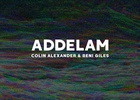 Music Duo Addelam Release 'Egress', the First Track from Their Upcoming Album