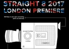 straight 8 2017 London Film Premiere Details Announced