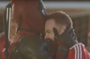 Deadpool's Dreaming of Rooney in Manchester United Partnership Spot