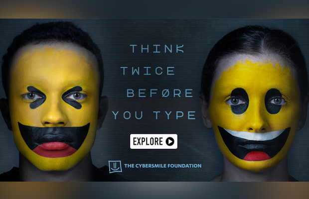 The Cybersmile Foundation Marks Safer Internet Day 2021 with Haunting Campaign