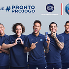 Nivea Men And Paris Saint-Germain Release Debut Ad to Celebrate Their New Brazilian Partnership