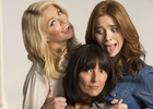 Davina McCall, Holly Willoughby and Angela Scanlon Star in Playful Garnier Ad