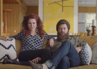 Sling TV Exposes Nick Offerman and Megan Mullally as 'Slingers' in Newest Ad Campaign