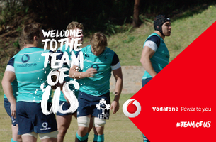 Target McConnells Launches #TeamOfUs Campaign for Vodafone
