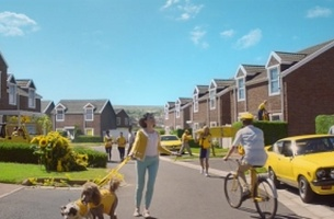 W+K London Paints the Town Yellow in New Arla 'Best of Both' Campaign