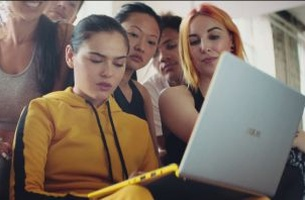 Fresh Film's Harry George Hall Shoots New Campaign for Asus