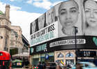 Women with Deadly Cancer Raise Awareness with Piccadilly Lights and Times Square Billboard Campaign
