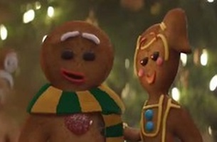 David Jones Launches Joyful 'Now It Feels Like Christmas' Campaign via TBWA Sydney and Maud
