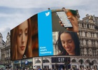 Twitter Celebrates Big Cultural Moments in Real Time on Landsec's Piccadilly Lights