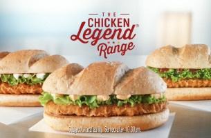 Leo Burnett Unveils Legendary New TV Spot For McDonald's