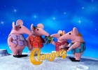 B&D Wins Partnerships Brief for Hit British Children's TV Show Clangers