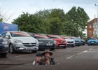 Intrepid Explorer and Trusty Sidekick Find the Best Priced Nearly-New Car in Motorpoint Ad