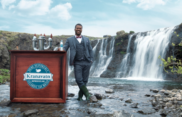 Why Inspired by Iceland Has Launched a 'Premium Tap Water' Brand