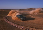 M&C Saatchi Milan Recreates Monza Race Track in Sahara Desert for BMW X5 Launch