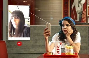 KFC Romania Confronts Social Media Addiction in Web Series 'SOCIAL ME'