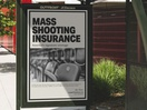 These Dystopian Insurance Ads Confront the Normalisation of Gun Violence in the US