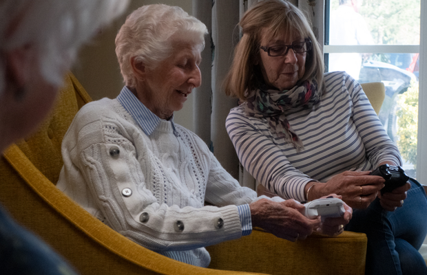 Xbox Consoles Are Being Set Up at Retirement Villages Locations Across England