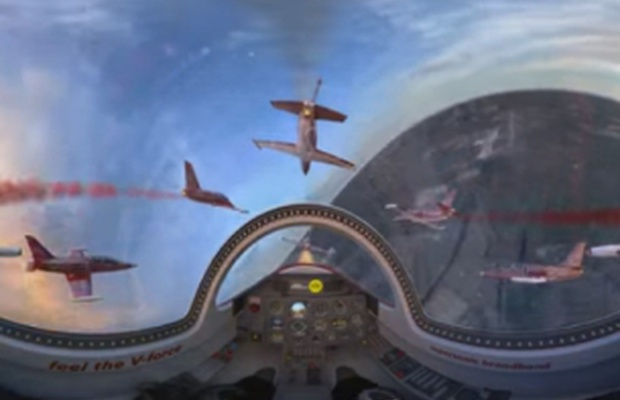 Virgin Media Takes Flight with Ireland's First 360 Virtual
