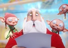 Santa Becomes a Detective in Animated Adventure for Manor