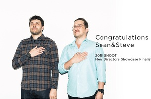 Cause + Effect's Sean&Steve Selected to SHOOT's New Directors Showcase