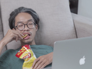 Lay's Chips Technology Activates YouTube SubtitlesWhen it Hears You Munching Potato Chips