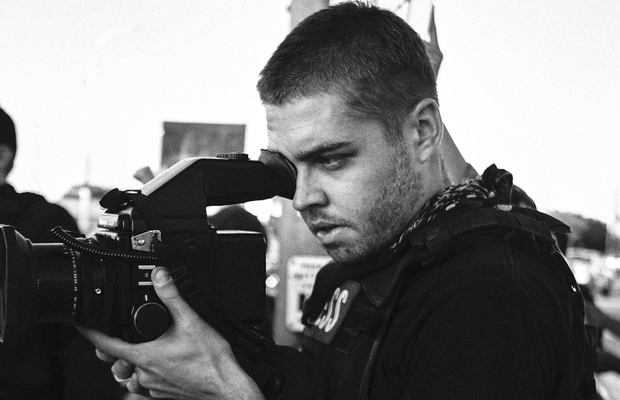 Los York's Latest Camera Club Series Instalment Features Conflict Photographer and DP Zach Lowry