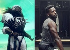 Pittsburgh Steelers' Antonio Brown Shows Off New Moves for Activision's Destiny 2