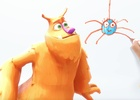 Not To Scale Directors Pierre + Bertrand Bring Mo the Monster to Life