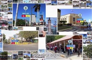 "CCCP-McCann Nicaragua Creates ""Where The Streets Have No Name"" Campaign"