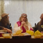 Jesus Christ Falls on Hard Times in Swedish Artist Brother Leo's 'People'