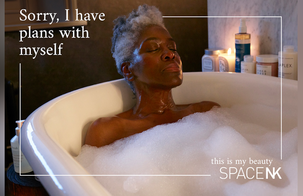 Space NK Celebrates Importance of Self-care for Diverse Beauty Space Campaign