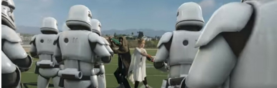 Superfans Feel the Force with Google Pixel 2 in Uber Cool Star Wars Spot