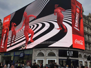 Coca-Cola Energy Surprises London with Flash Mob in Piccadilly Circus