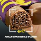 Cadbury Twirl Playfully Predicts the Future Through its Swirls and Curls