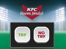 KFC Challenges You to Beat the Video Referee with 'Viewer Verdict'