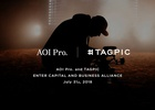 AOI Pro. Enters Capital and Business Alliance with Influencer Marketing Company Tagpic