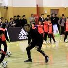 David Beckham Visits Shanghai School as adidas Ambassador