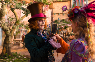Manners McDade's Tim Phillips Features in New Alice Through The Looking Glass Trailer