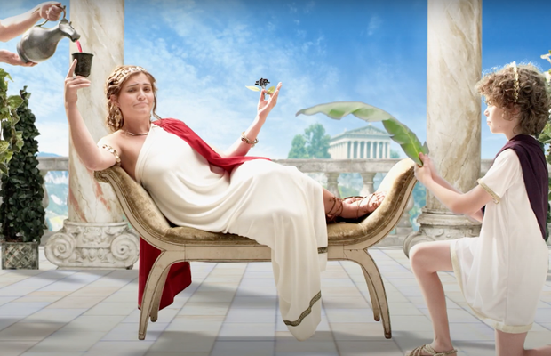 Sambucol Takes Historic Trip in Aid of Immune Support in Amusing New Spot