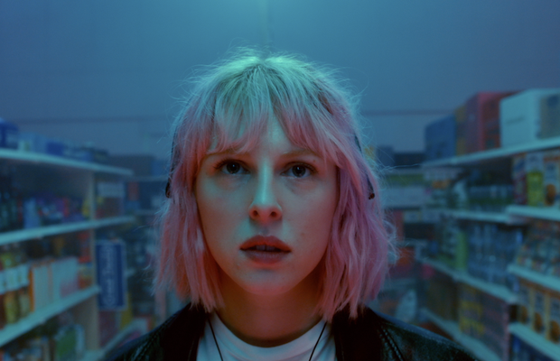 Tom Clover Directs Fenne Lily Through the Supermarket for Quirky Video 'Solipsism'