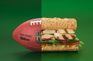McCann London and Subway Touch Down with the NFL London Games