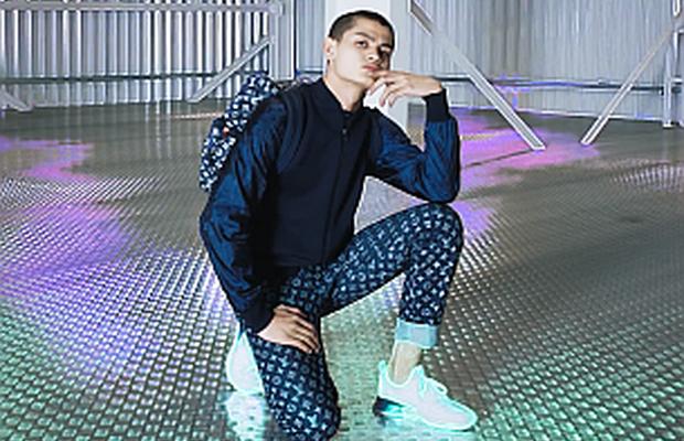 Daniel Sannwald Captures Playful Spot to Launch Louis Vuitton's New Runners