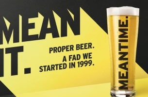 Meantime Shows They 'Mean It' with Launch of New Campaign